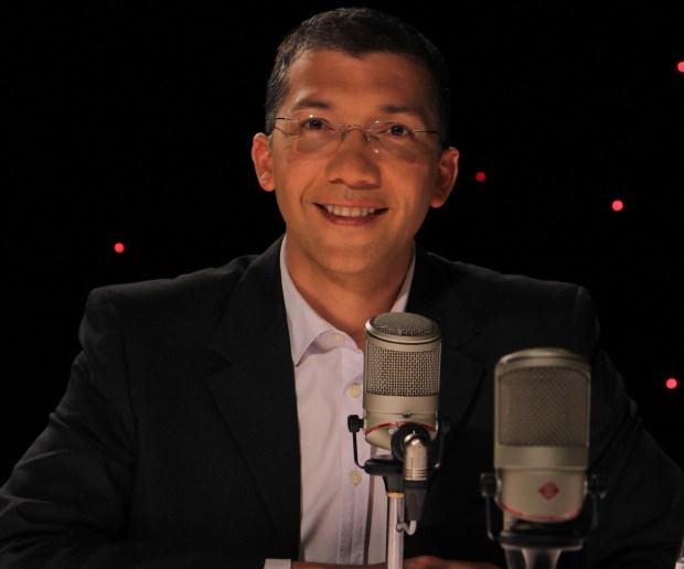 Édgar Silva renunció a canal 7